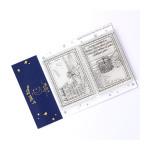 Tampons transparents timbre Les secrets du Petit Prince : Le désert