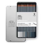 Crayon graphite Studio Collection x 12