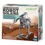 Coffret jeu scientifique Robot solaire