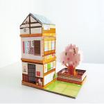 Jeu de construction La féérie du Japon