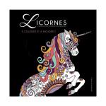 Illustrations à colorier Licornes