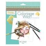 Carnet de coloriage Wild #3