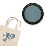 Izink textile - Tampon encreur - Gris stone