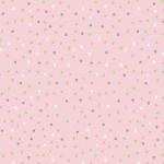 Papier Décopatch  30 x 40 cm 684  petits cœurs sur fond rose