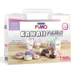Kit figurine FIMO Kawaii Family