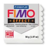 Pâte polymère Fimo Effect 56g - 014 - Incolore translucide