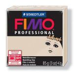 Pâte polymère Fimo Pro Doll Art 85 g - 44 - Beige