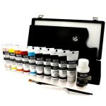 Coffret Peintures acryliques Heavy Body - 10 x 59 ml