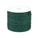 Fil de Jade 0.8 mm par 30 m - Olive