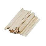 Bâtons esquimaux en bois 5,5 x 0,6 cm x 300 pces