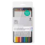 Crayon de couleur Studio Aquarellable Boîte métal de 12