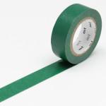 Masking tape uni vert paon