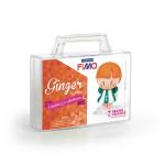 Kit figurine FIMO Ginger la chipie