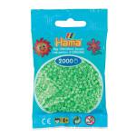 Perle à repasser Mini 2000 pièces - Pastel vert