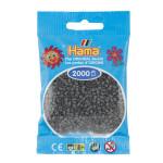 Perle à repasser Mini 2000 pièces - Gris foncé