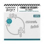 Die Set Amour total - 3 pcs