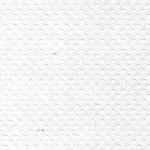 Papier Bazzill Dot 30,5 x 30,5 cm - 216 g/m² - Blanc Salt