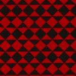 Papier Lokta Imprimé 50 x 75 cm Rouge motif Carnaval