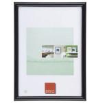 Cadre Gallery noir - 10 x 15 cm