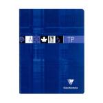 Cahier de Travaux Pratiques 17 x 22 cm  80 p Seyes 90 + 125 g/m²