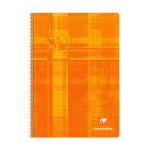 Cahier Metric A4 Q 5x5 100 p Reliure intégrale