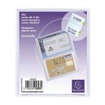 Étui de protection nouveau Permis Carte de visite Carte crédit PVC
