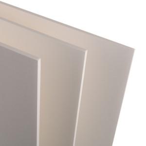 Carton mousse 5 mm 50 x 65 cm lot de 4 + 1 gratuit - 50 x 65 cm