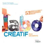 Livre Labo créatif pour les enfants 52 projets ludiques pour explorer les techniques mixtes
