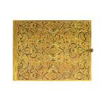 Livre d'or Marquetterie d'or 23 x 18 cm 120 g/m² 144 p