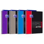 Cahier Activebook A4+ grands carreaux Séyès 160 p
