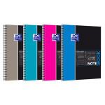 Cahier étudiant A4+ Petits carreaux Q.5x5 160 p Notebook
