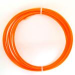 Filament orange en plastique ABS pour stylo 3Dbrush