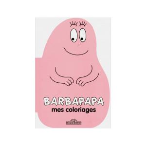 Album de coloriage Barbapapa - Mes coloriages