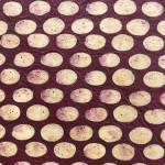 Papier Lokta 50 x 75 cm Capsule Framboise