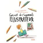 Livre Carnet de l'apprenti illustrateur