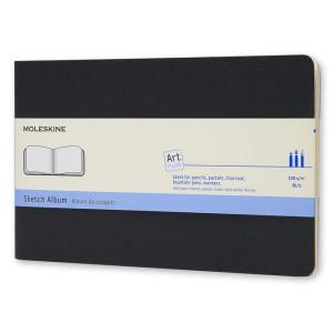 Album croquis Papier 120 g/m² 13 x 21 cm