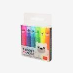 Mini surligneur fluo Teddy's mood