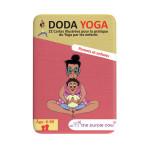 Cartes Doda Yoga parents enfants