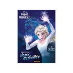 Mon livre de Jeux et Activités + un grand poster La Reine des Neiges 2