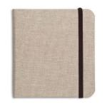 Carnet Goldline couverture toilée Format carré 180 g/m² - 15 x 15 cm