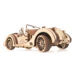 Puzzle mécanique en bois Roadster VM-01