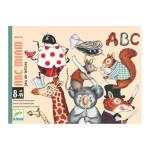 Jeu de cartes ABC Miam