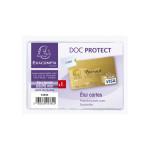 Étui pour Carte bancaire PVC