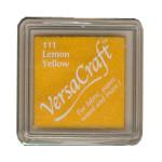 Mini encreur VersaCraft - Jaune citron Lemon