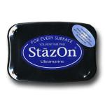 Encreur StazOn - Ultramarine
